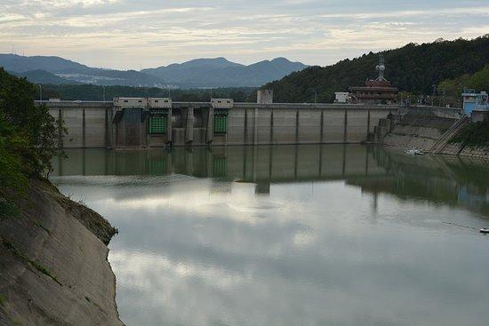 Hitokura Dam