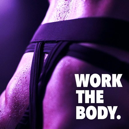 Brixton, UK: Work the Body.