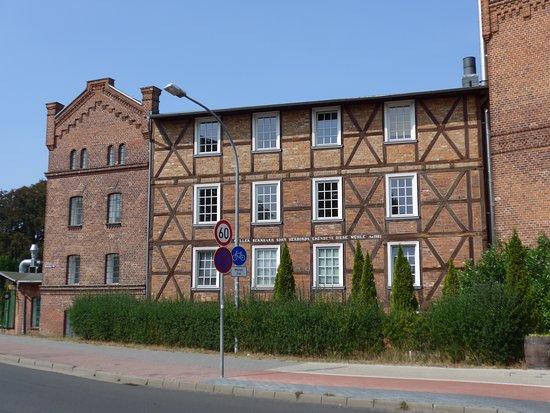 Vierrademühle