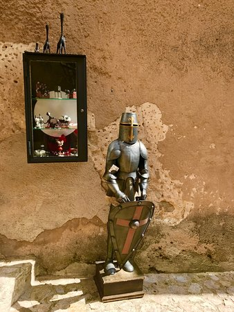 Vieux Eze: And Knights...