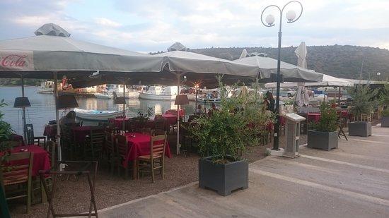 Vivari, Grécia: Lovel ambience with perfect hosts
