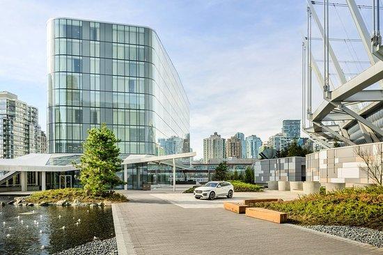 Parq Vancouver Parking
