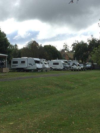 Erica, Australien: Camping joy !