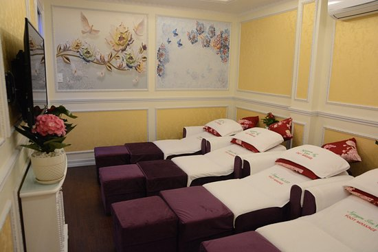 Foot Massage Salon Nguyen Son 137