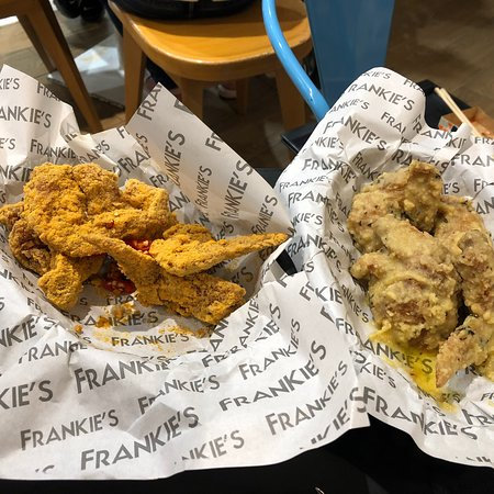Frankie S New York Buffalo Wings Pasig Dona Julia Vargas Avenue