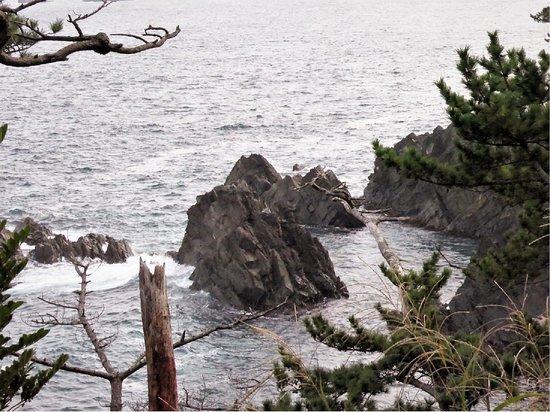 Cape Kamiwarizaki
