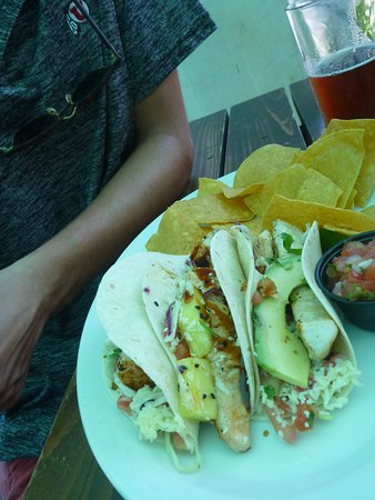 Salt Life Food Shack: Fish Tacos