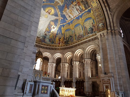 Basílica del Sagrado Corazón de Montmartre: 20180918_104015_large.jpg