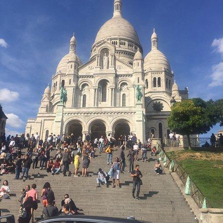 Basílica del Sagrado Corazón de Montmartre: photo0.jpg