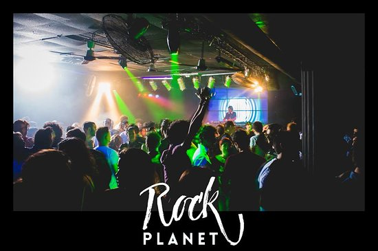 Pinarella, Italia: Rock Planet Club