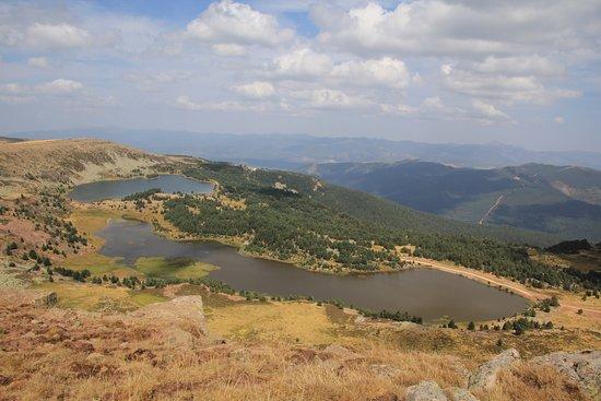 Neila, إسبانيا: Lagunas glaciares de Neila.