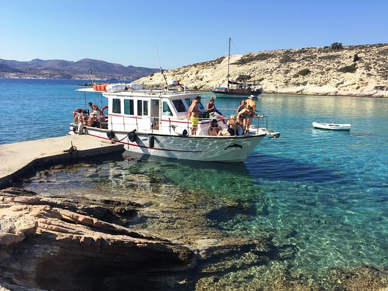 Kimolos, Grecia: μονοήμερη εκδρομή στην Πολύαιγο από Κίμωλο!