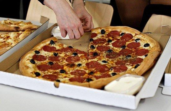 Ostrowiec Swietokrzyski, بولندا: Pizze na eventach