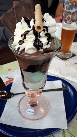 Bad Salzungen, Deutschland: Aftereight-Becher