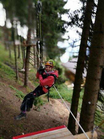 Naturzeit Kletterwald Oberammergau