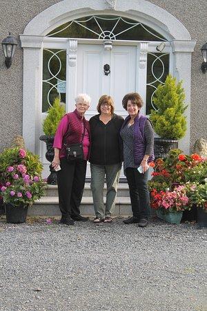 Ballybay, Irlandia: Beautiful Entrance