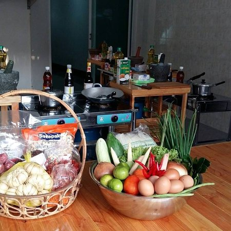 The Recipe Thai cooking