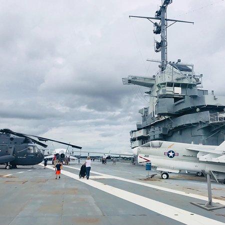 Patriots Point Naval & Maritime Museum: photo1.jpg