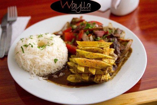 Carhuaz, Perú: Waylla