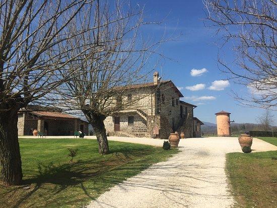 Paliano, Italy: vista esterna