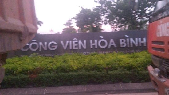Hoa Binh Park