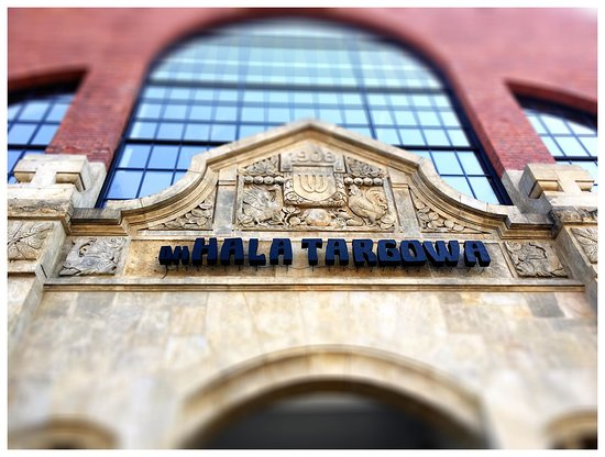 7c93f1d1e Market Hall (Hala Targowa) (Vratislav, Polsko) - Recenze
