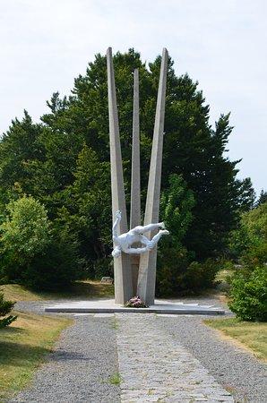 Le monument Des Demineurs