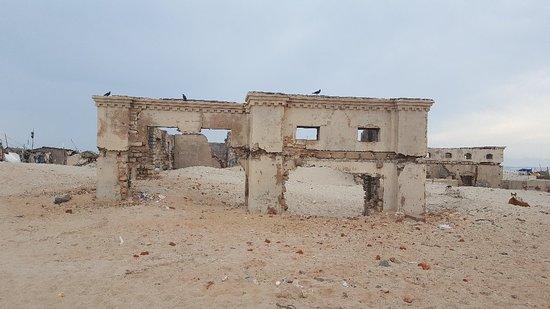 Dhanushkodi- Abandoned Town