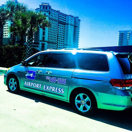 Airport Express Taxi Picture Of