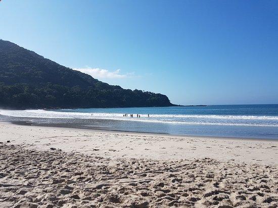 Camburizinho Beach