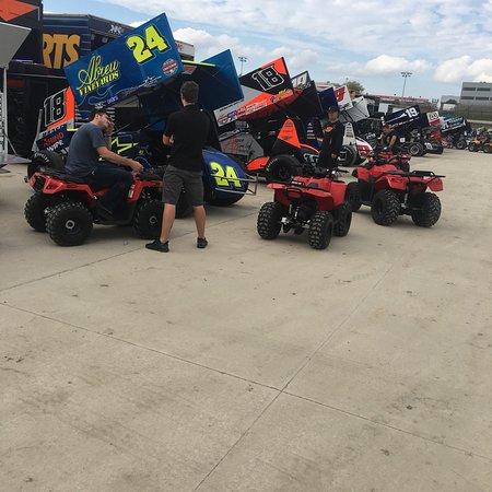 New Weston, OH: Eldora Speedway