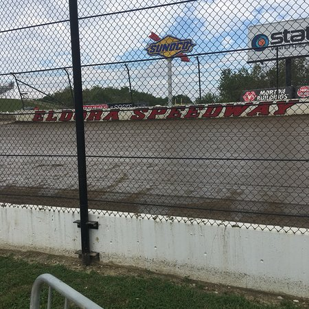 New Weston, Огайо: Eldora Speedway