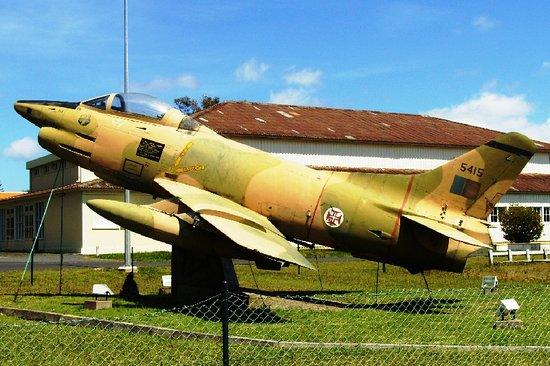 Santa Maria, Portugal: Força Aérea Portuguesa
