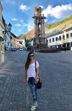 Centrum mesta Banská Štiavnica: The Trinity Square