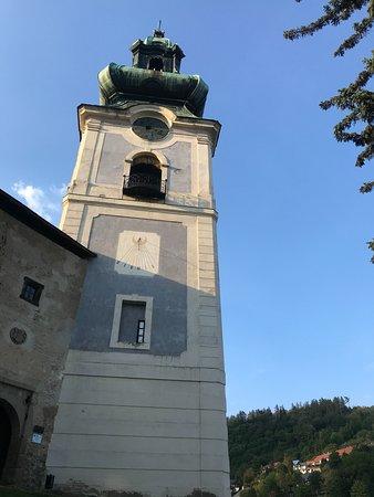 Centrum mesta Banská Štiavnica: Old Castle