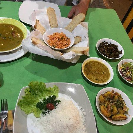 Serendib Restaurant: Rice & Curry was very good!