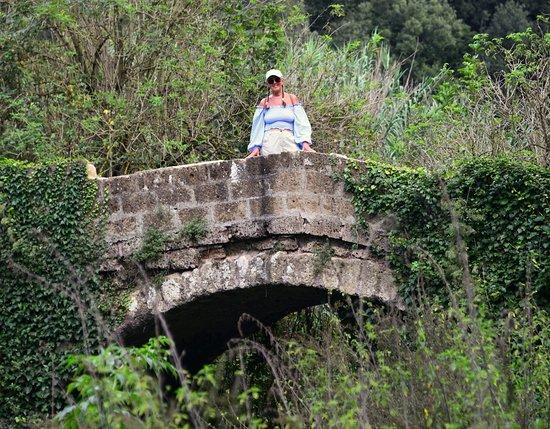 Corchiano, Taliansko: Etruscan Walk