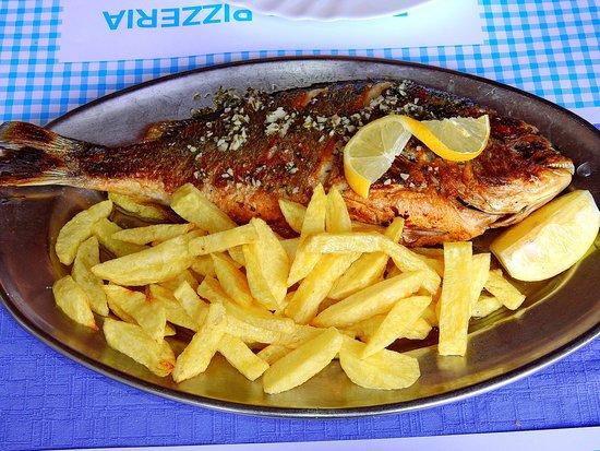 Posedarje, Croácia: Restaurant Antonio