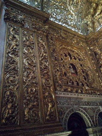 Igreja de São Roque: Cappella laterale