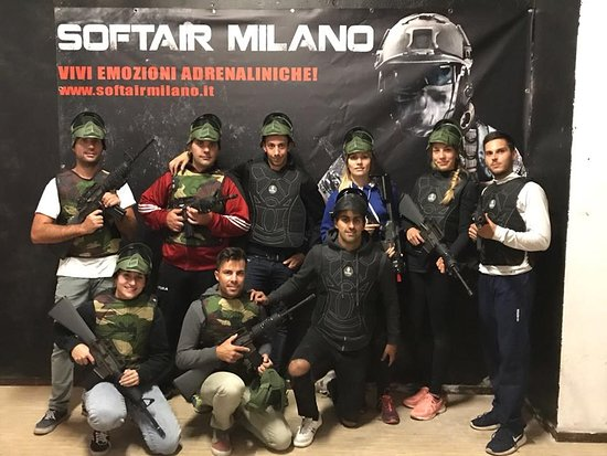 SoftAir Milano