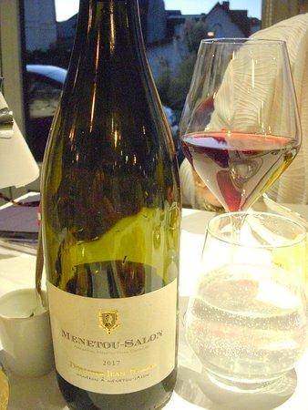 Le Comptoir et la Table : een frisse rode Loire-wijn