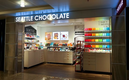 Seattle Chocolate SeaTac