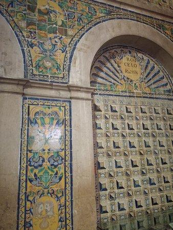Igreja de São Roque: Interno