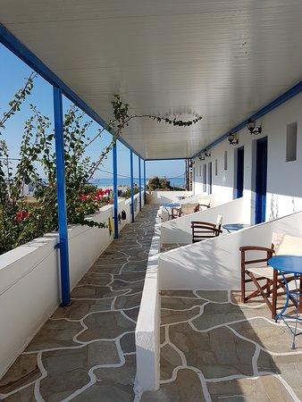 Manganari, اليونان: esterno camere