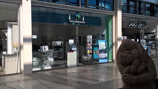 Milton Keynes, UK: MK Visitor Information Centre