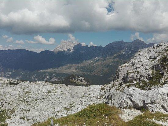 Chiusaforte, Италия: panorama