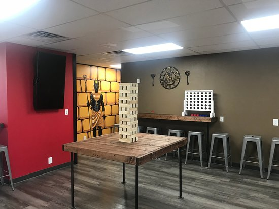 Safe Escape Rooms