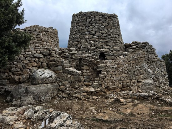 Osini, Italien: nuraghe