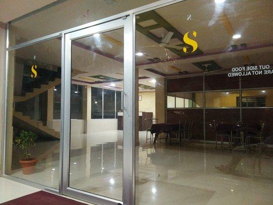 Balangir, India: Silky Restaurant