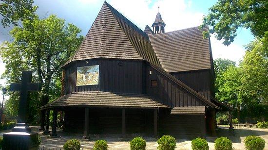 Sanktuarium Najswietszego Sakramentu